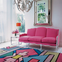 The Rug Company matthew williamson rug