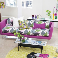 Designers guild Barcelona living room