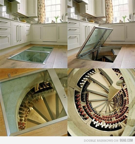 underfloor wine cellar. trap door wine cellar wine cellar racks