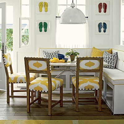 Design a Room Banquette It