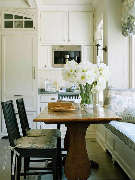 Design a Room: Banquette It