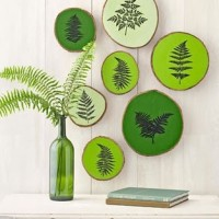 Green Leaf Prints