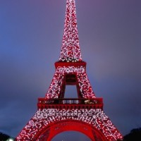 holiday eiffel tower