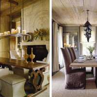 Designing a perfect Room to Dine? Start with the table