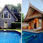 The Cool Poolhouse